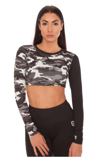 NŐI CROP TOP NILLA