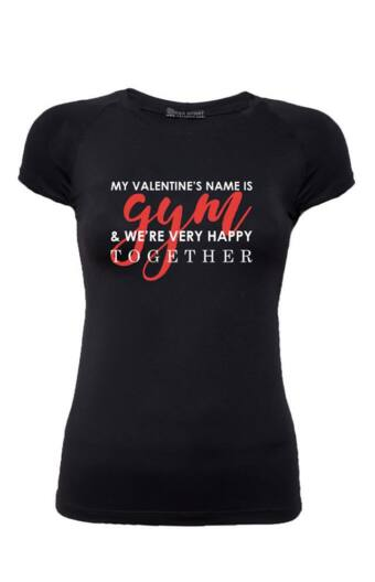 Valentin Női Fitness póló