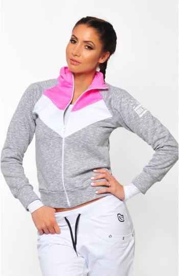 Női pulóver - fitnes sportruházat