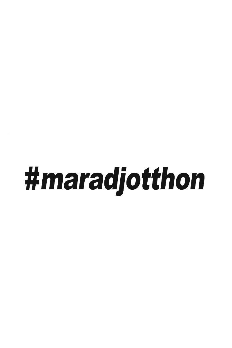 MARADJOTTHON LOGÓ